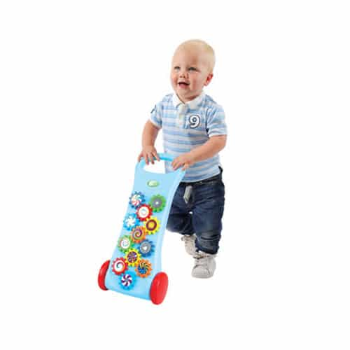 Busy Gear Push Along - Toy Buzz